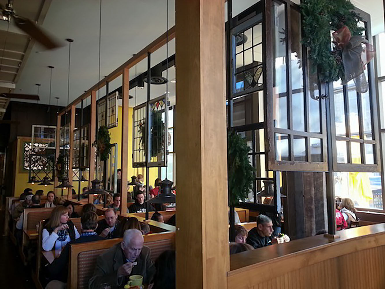Tupelo Honey Café Greenville features fresh, southern, scratch-made food.