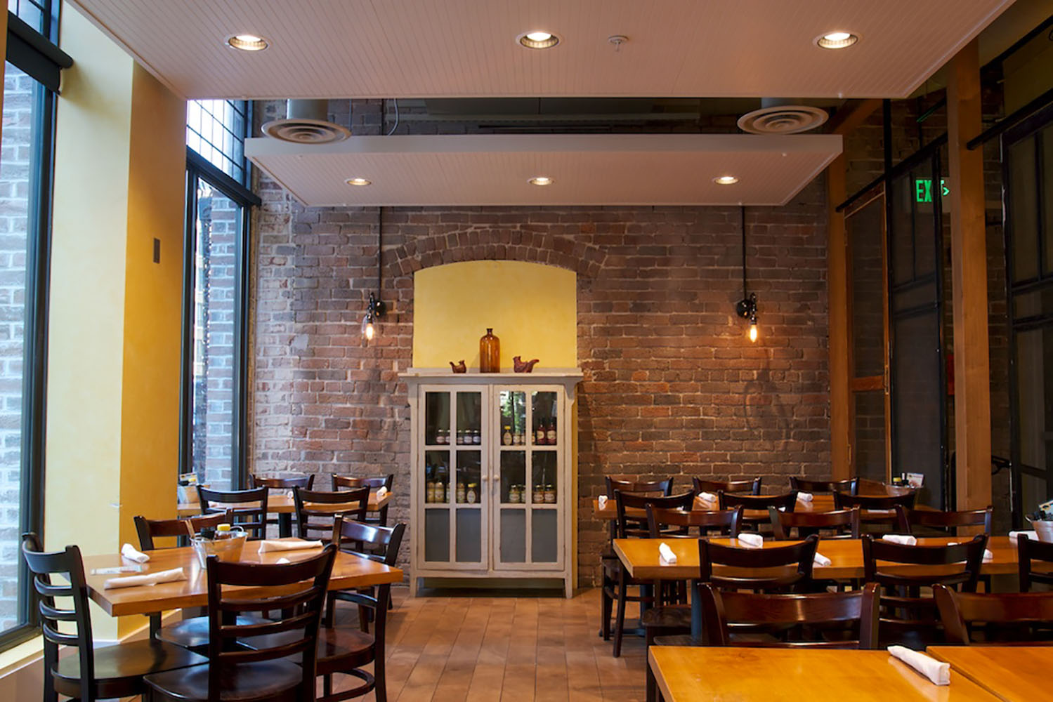 Fresh, scratch-made southern food good for the soul at Tupelo Honey Cafe Knoxville.