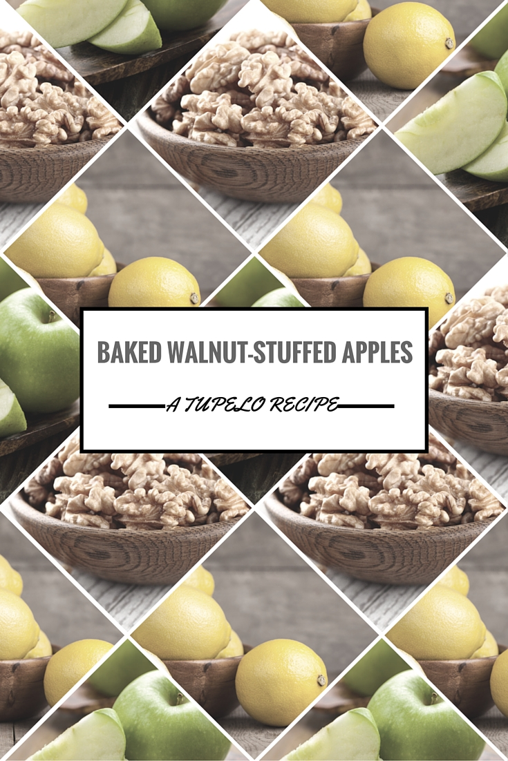 slow baked honeycrisp apples baked apples with candied walnuts oatmeal ...