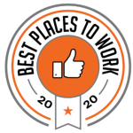 2020 Best Places to Work award